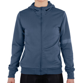 Sportful Giara Hoodie Women, blue sea